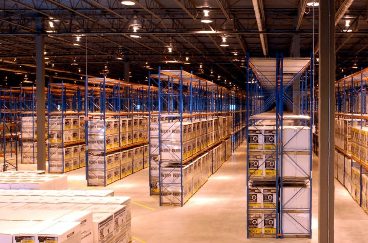 video surveillance for logistics and warehouses