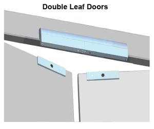 Double Door Maglock