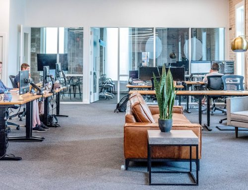 Ensuring Security at a Co-working Space