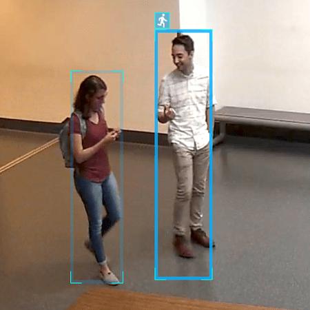 Avigilon Video Analytics People Detection