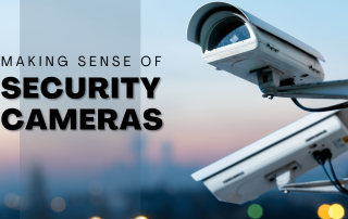 Making Sense of Security Cameras