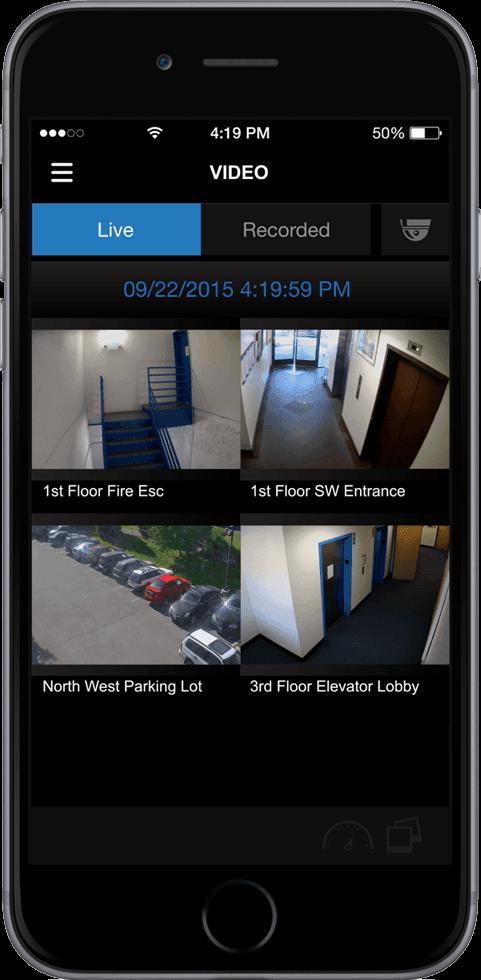 OpenEye Mobile Apps