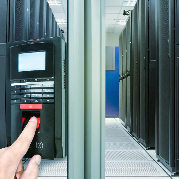 Access control for Data Centres