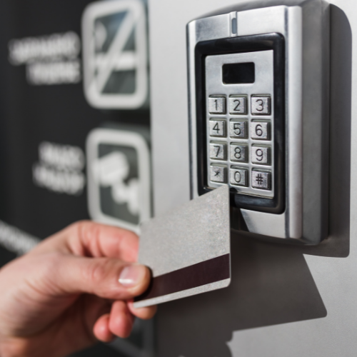 Access Control System for Warehouses